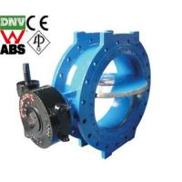 Triple eccentric flange butterfly valve Manufactures