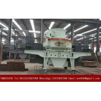 High Speed Mining Rock Crusher , Vsi Vertical Shaft Impact Crusher Machine Manufactures