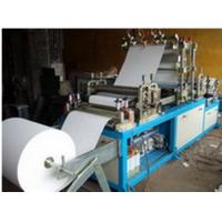 25.4mm Gluing Interval Filter Making Machine , Controlled by PLC and Monitor
