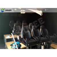 High Definition Projector Digital Theater System Motion Seats Manufactures