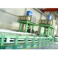 Automatic Welding Machine T beam / T-Bar Production Line For Shipyard
