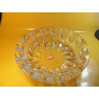 High Level Clear Glass Ashtray, KTV Manufactures