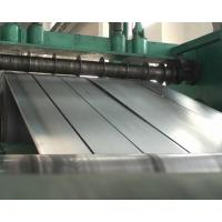 Full Automatic Metal Slitting Line , Metal Coil Slitting And Rewinding Machine Manufactures