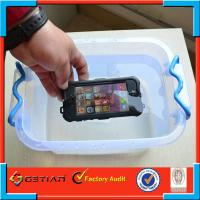 Strong Protective iPhone 5s Waterproof Case / Water Resistant Cover Manufactures