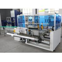 Durable Wraparound Case Packer For Beverage Carton In Automatic Packaging Machine Line Manufactures