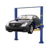 Two Posts Car Lift Clear-floor style with safe using Manufactures