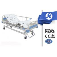 High Technology Full Electric Hospital Beds For Home Use Central Locking Manufactures