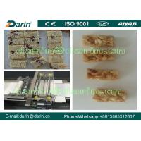 China Cereal bar Food Maker Equipment for Peanut Candy made in china on sale