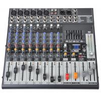 12 Channel Professional Audio Mixer  Audio Stage Mixing Console  X1222USB Manufactures