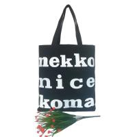 Custom Printed Organic Cotton Canvas Bag Washable For Commercial Promotion Manufactures