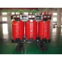 High Hardness Outdoor Dry Type Transformer / Oil Cooled Transformer Vs Dry Type