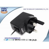 UK 5V 1A Wall Mount switching Power Adapter for 3D Printer , CE Approved Manufactures