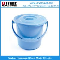 High Quality Thin Wall Painting Bucket Mould Plastic Manufactures