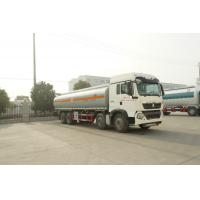 Sinotruk HOWO Diesel Fuel Tank Semi Trailer Perfect Driving Performance Manufactures