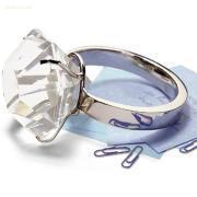 Crystal Diamond, Crystal Napkin Ring (JD-CJH-004) Manufactures