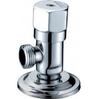 Brass Wall Mounted Shower Faucet Accessories Single Hole Angle Valves HN-806 Manufactures