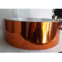 China Decoration Polished Aluminum Coil Pe Coating Neutral Salt Spray High Humidity Resistance on sale
