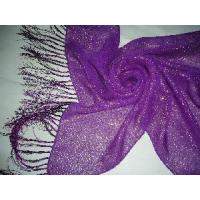 Purple Shiny Scarf (LC-C219) Manufactures