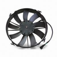 Condenser Fan for Bus, Truck Air conditioner with Guaranteed TS16949 Quality Control System Manufactures