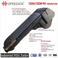 Custom RFID Barcode Scanner IC Card Reader Handheld Device Integration with Android Platform Manufactures