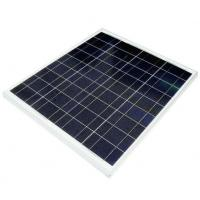 Small Polysilicon Solar Panel 20 Watt With Anodized Aluminum Alloy Frame