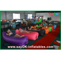 Buy cheap Customized Shape Sleeping Air Bag / Inflatable Air Bag 200 cm * 90 cm CE Approval from wholesalers