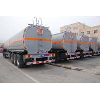 China Hot sale semi truck fuel tanks for sale with Loading and Discharging Pumps on sale