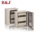 Sheet Metal Wall Mount Electrical Enclosure , IP66 Wall Mount Electrical Box Manufactures