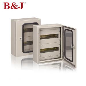 China Sheet Metal Wall Mount Electrical Enclosure , IP66 Wall Mount Electrical Box on sale
