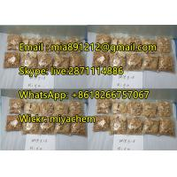 China Eutylone research chemical crystal rc's pharmaceutical chemical stimulat raw chemical legal tan gold crystal on sale