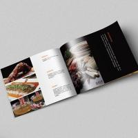 Paper Soft Cover Full Color Brochures , Custom Business Card Printing ISO 9001 Approved