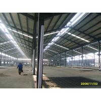 Ready Made Steel Structures Garment Factory Building / Multi Spans Metal Workshop Manufactures