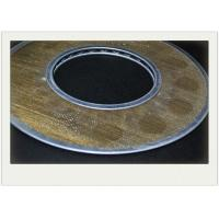 Round Stainless Steel Wire Mesh Filter Disc With Heat Resistant For Filtering Manufactures