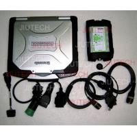 CF30 Laptop Volvo Vocom 88890300 Heavy Duty Truck Diagnostic Scanner For Volvo Engine Diagnosis