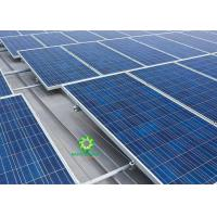 Pitched Roof Aluminum Solar Racking Systems Solar Roof Mounting Systems Manufactures