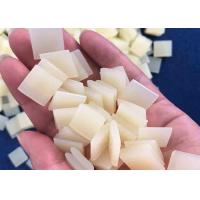 Non Toxic Hot Melt Adhesive Pellets , Hot Melt Glue ROHS / CTI Certificate Approved Manufactures