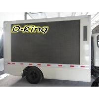 Outdoor High-Definition P10 Truck Mounted LED Screen , Video LED Panel Display Manufactures