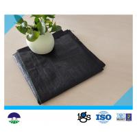 China Anti-weed 100gsm woven geotextile fabric wholesale