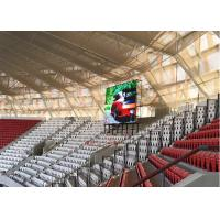 Quality P6mm SMD3535 High Definition Football Stadium LED Display Large LED Video Wall for sale