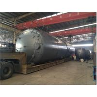 China Customized Color FRP GRP Fiberglass Chemical Storage Tank High Performance on sale