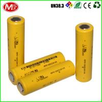 Original A123 Lifepo4 Cells Lithium Ion 18650 Cylindrical Rechargeable Batteries Manufactures