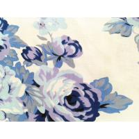 China Printed noble pattern rayon fabric with good quality and reasonable price on sale