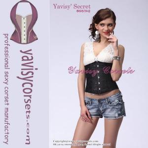 Quality women sexy corset wholesale underbust corset waist cincher for sale