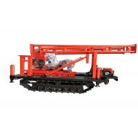 Geotechnical Machinery Portable Core Drill Rig , Engineering Drilling Rig Max 180m Depth Manufactures