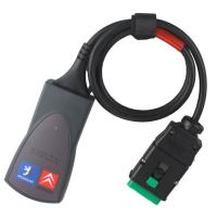PP2000 / Lexia-3 Interface V48 For Citroen & Peugeot, Auto Diagnostic Tool with Diagbox V7.8.3 Software Manufactures