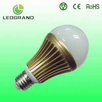 7W recyclable IP40 waterproof LED Ball Bulbs Manufactures
