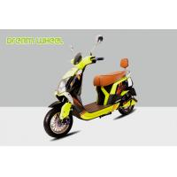 China Pedal Assisted Electric Scooter 20Ah / 500W 3 Speed Powered Scooters Moped on sale