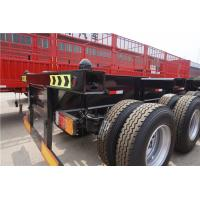 Buy cheap 40ft container trailer price skeleton trailers for sale - CIMC from wholesalers