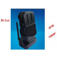 Wireless Should Police Wearing Body Cameras , High Resolution Police Personal Camera Manufactures