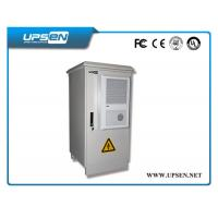 220V / 230V / 240VAC 50HZ / 60HZ 1KVA 2KVA 3 KVA Outdoor UPS System with Air Conditioner Cabinet Manufactures